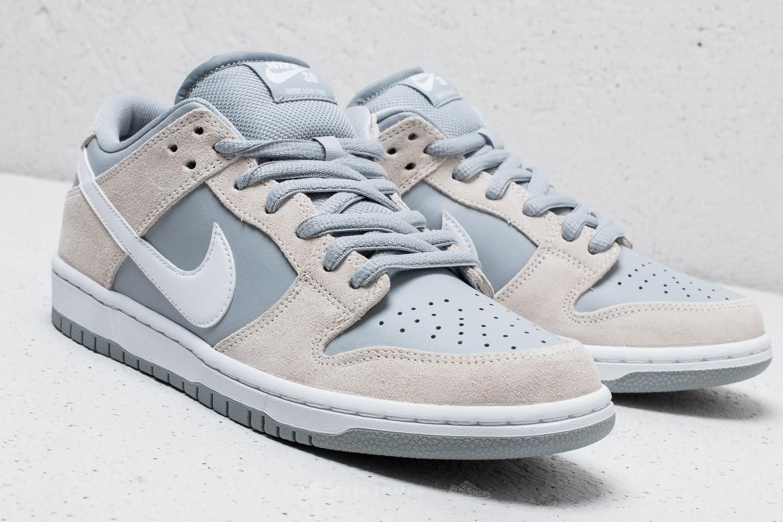 cheaper e5654 cf5ad Nike SB Dunk Low TRD Summit White/ White-Wolf Grey | Footshop