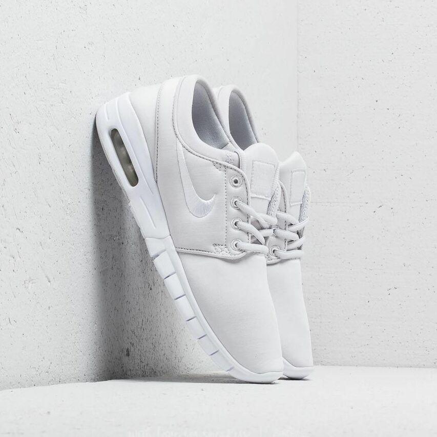Nike Stefan Janoski Max (GS) Vast Grey/ White EUR 40