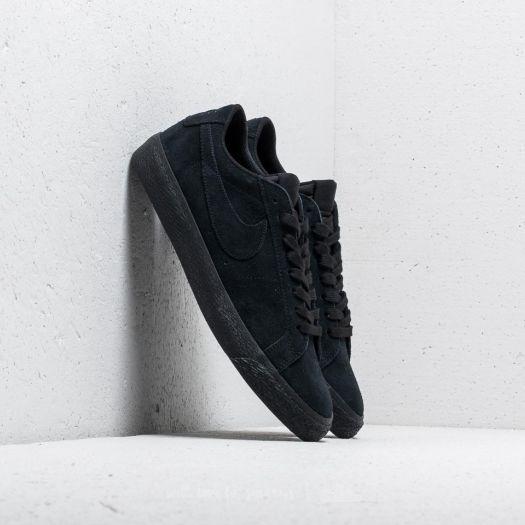 factory price 2ca6b 51b02 Nike SB Zoom Blazer Low Black/ Black-Gunsmoke | Footshop