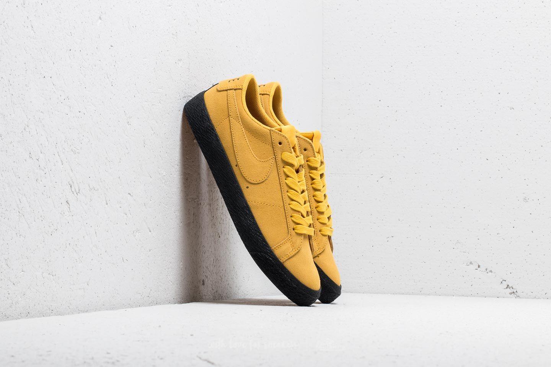save off 0da72 bda8e Nike SB Zoom Blazer Low Yellow Ochre  Yellow Ochre