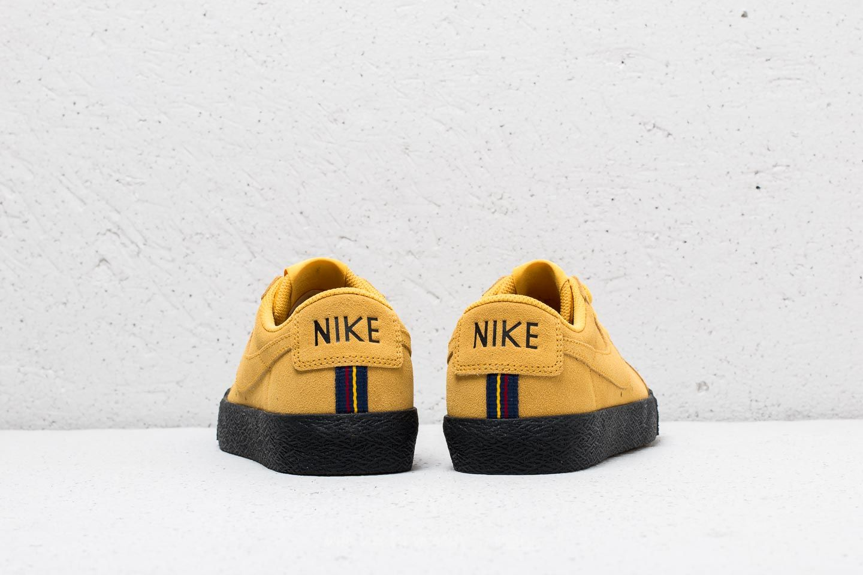 timeless design 684c1 d80ba Nike SB Zoom Blazer Low Yellow Ochre/ Yellow Ochre | Footshop