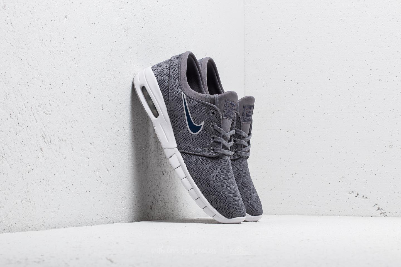 74e8a28a8d Nike Stefan Janoski Max Gunsmoke  Blue Void