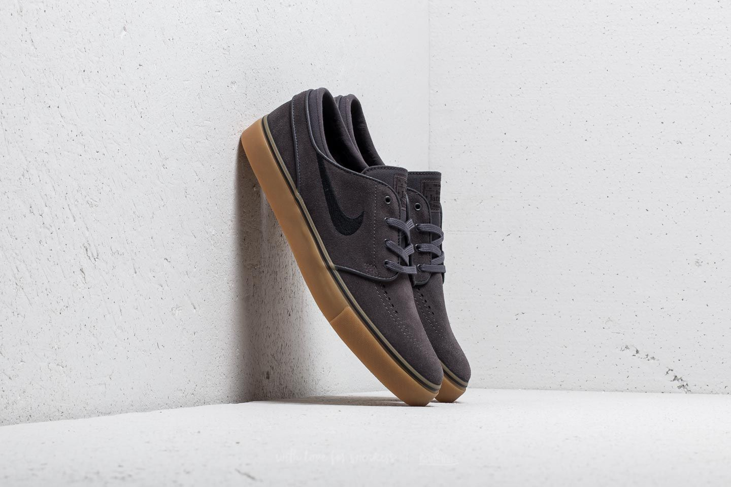 perjudicar Gigante Libro  Men's shoes Nike Zoom Stefan Janoski Thunder Grey/ Black | Footshop