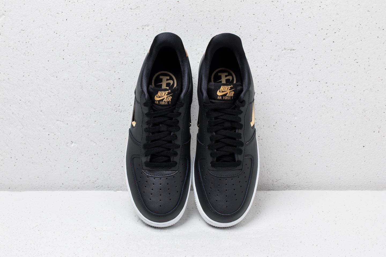 Nike Air Force 1 '07 LV8 blackwhitemetallic gold Dove
