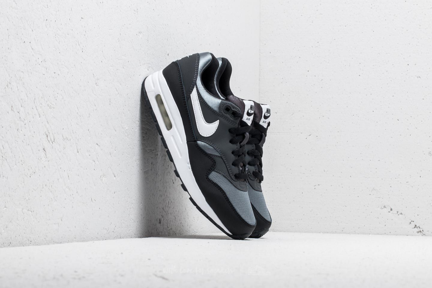 Nike Air Max 1 (Gs) BlackWhite