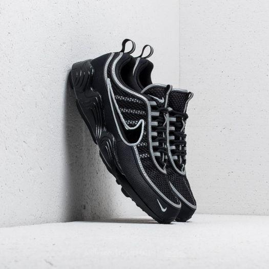 Nike Air Zoom Spiridon '16 Black Wolf Grey | Footshop