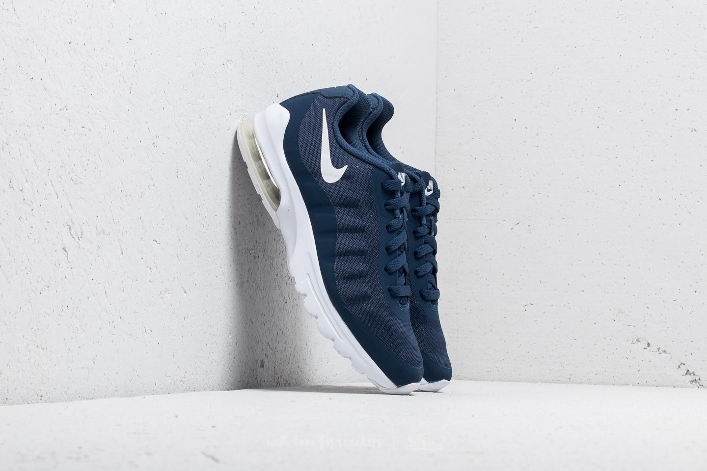 Nike Air Max Invigor (GS) Navy  White at a great price 73 € 33c479d71b