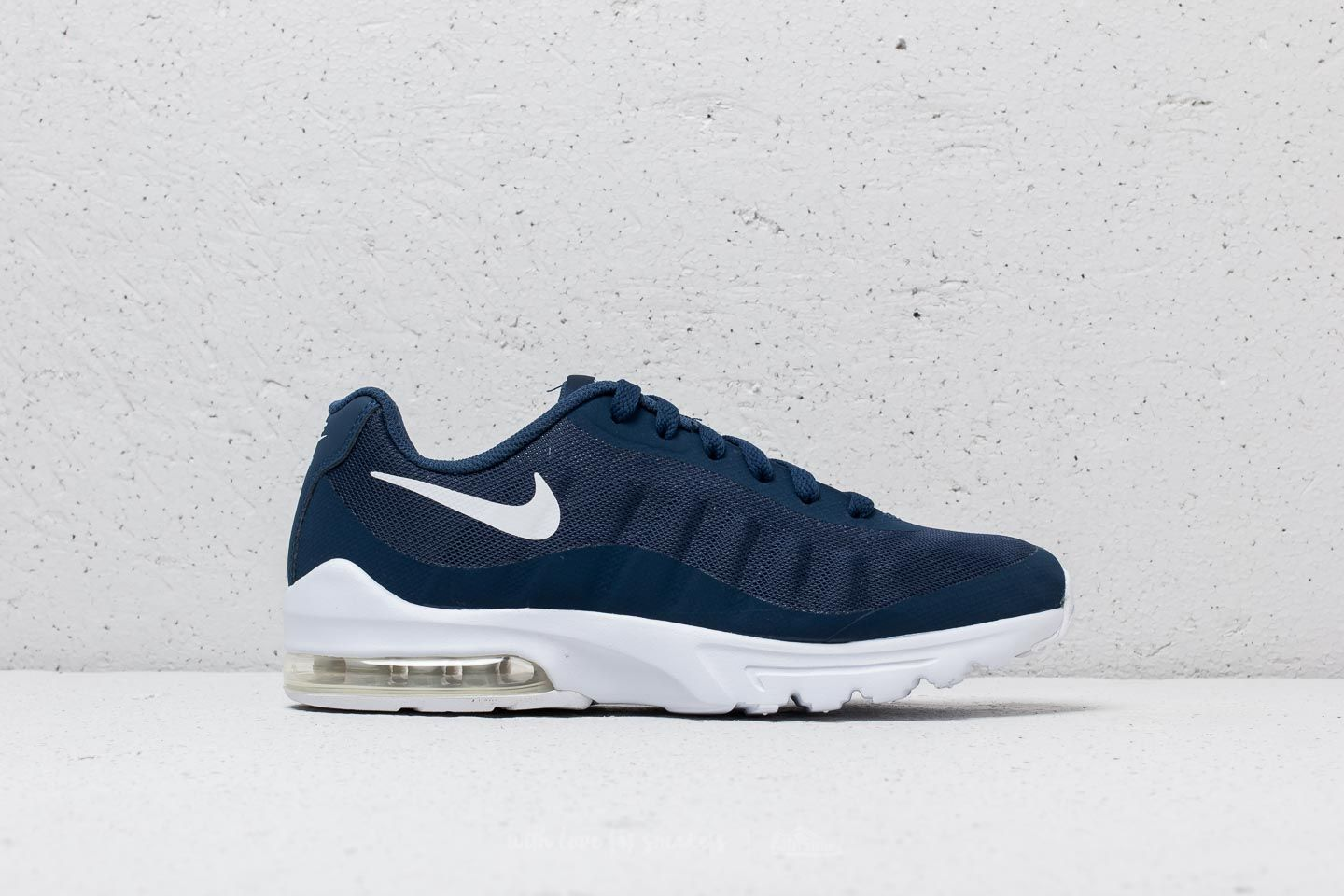 68b5af96e9228 Nike Air Max Invigor (GS) Navy  White at a great price 73 €
