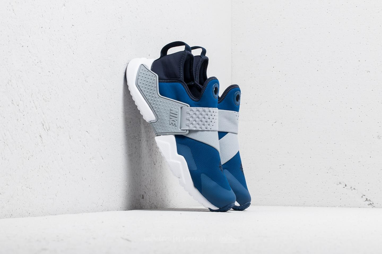 8072203faa69 Nike Huarache Extreme (GS) Gym Blue  Obsidian-Wolf Grey