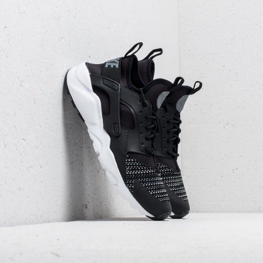 promo code famous brand newest collection Nike Air Huarache Run Ultra SE (GS) Black/ Cool Grey ...