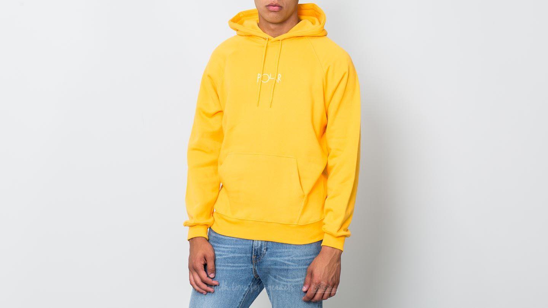 Polar Skate Co. Default Hood Yellow za skvělou cenu 2 490 Kč koupíte na Footshop.cz