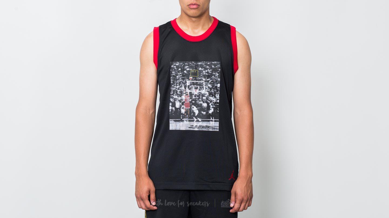 Jordan Sportswear Last Shot Jersey Black/ Red