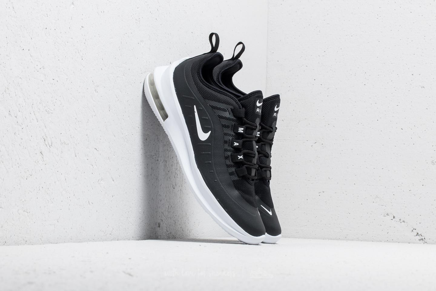 huge selection of be5f8 25beb Nike Air Max Axis (GS) Black/ White | Footshop