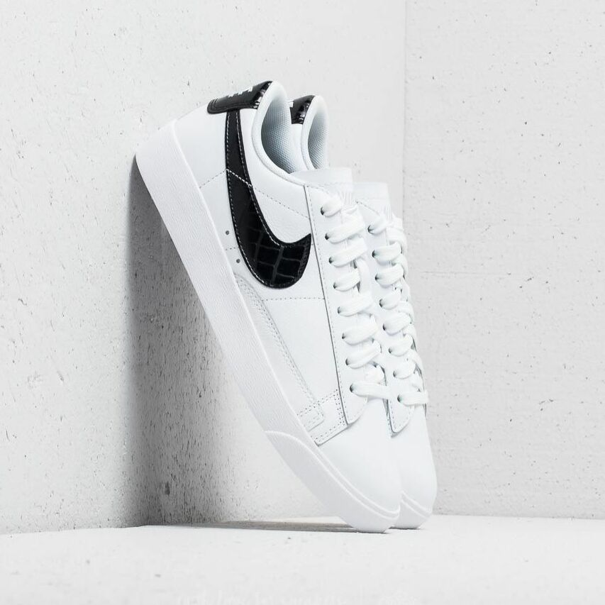 Nike W Blazer Low White/ Black EUR 38.5