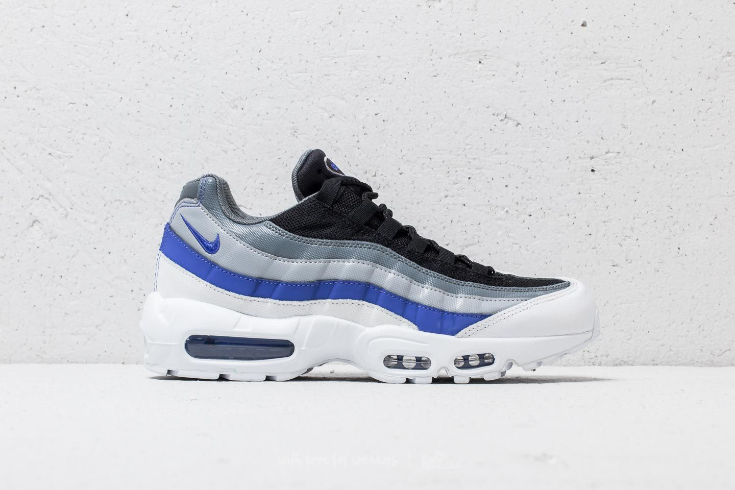 7960e8cd678e Nike Air Max 95 Essential White  Persian Violet-Cool Grey at a great price