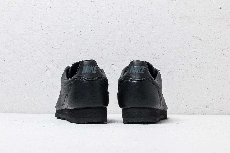 promo code 45e48 1e80a Nike Classic Cortez Leather Black Black-Anthracite at a great price 84 €  buy