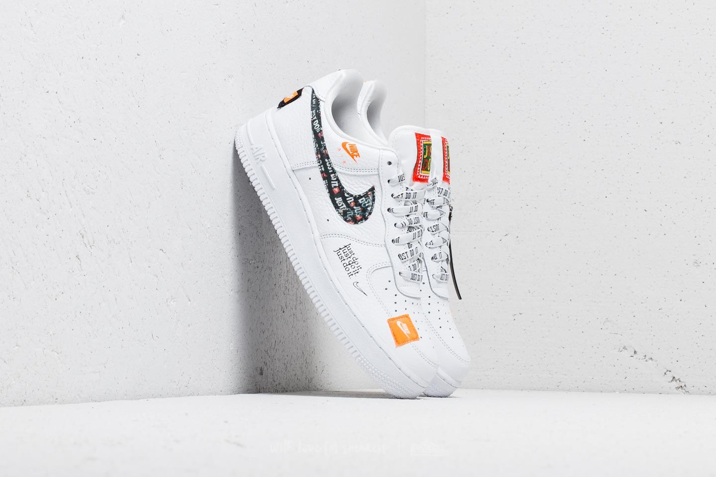 nike air force 1 07 just do it