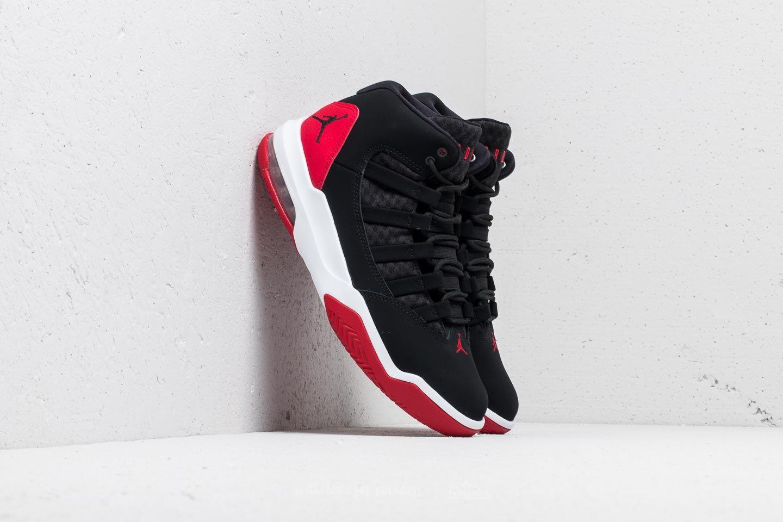 ee70e54550bf2c Jordan Max Aura Black  Black-Gym Red