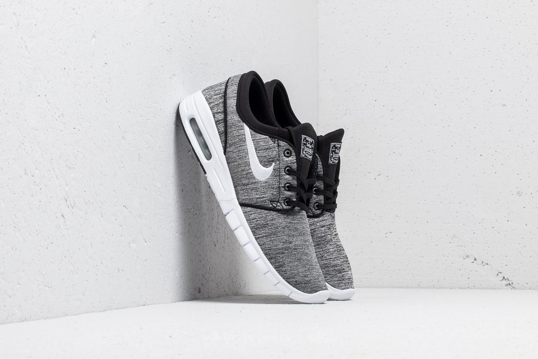 dd988065216 Nike Stefan Janoski Max Black  White a muy buen precio 78 € comprar en  Footshop
