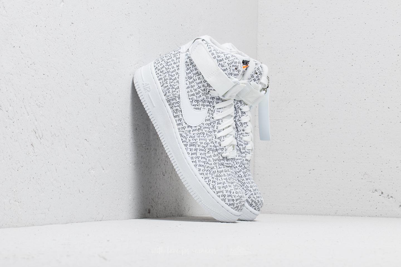 timeless design 2e3ba 096b9 Nike Wmns Air Force 1 Hi LX