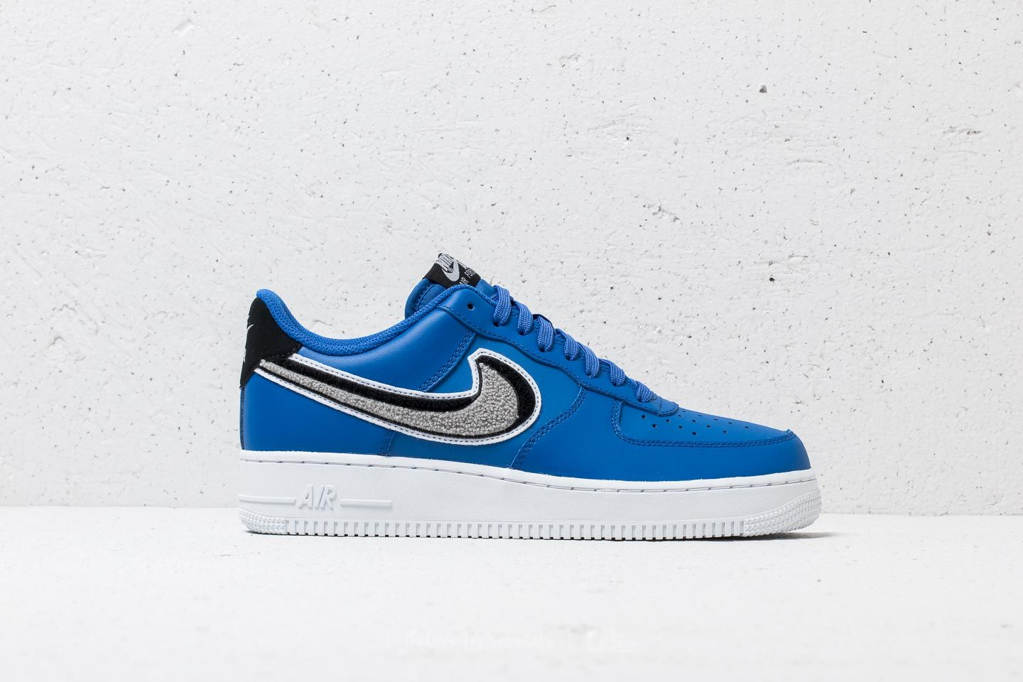new products fe01d c6167 Nike Air Force 1  07 LV8 Game Royal  Wolf Grey-Black at a