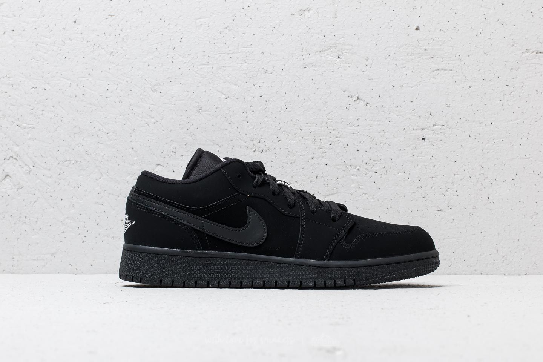 Women's shoes Air Jordan 1 Low BG Black