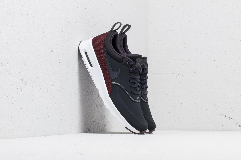 Dámské tenisky a boty Nike Wmns Air Max Thea Premium Oil Grey/ Oil Grey