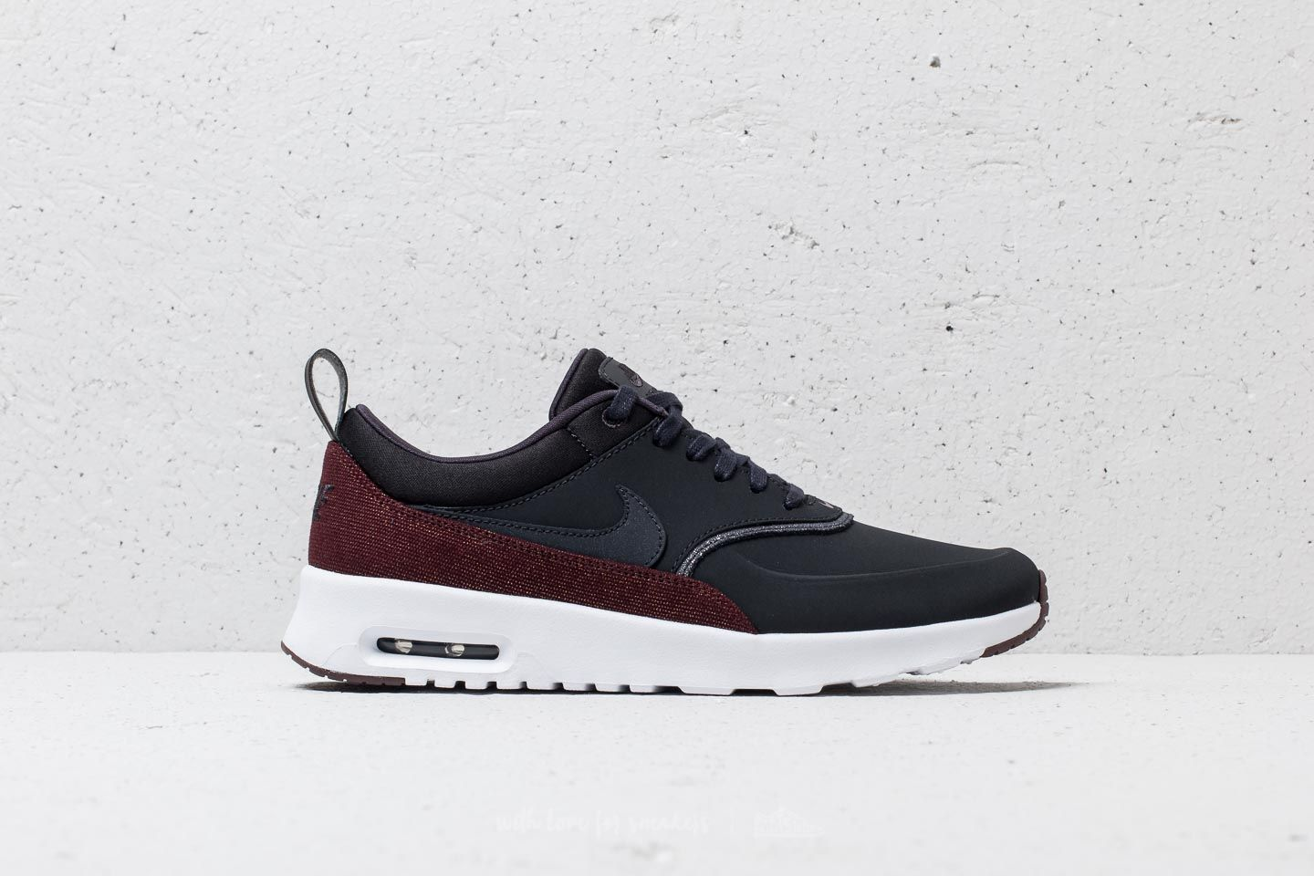 the latest d1ffc 0edf0 Nike Wmns Air Max Thea Premium Oil Grey  Oil Grey at a great price £