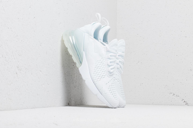 Nike Air Max 270 White  White-White  0c67b90b3