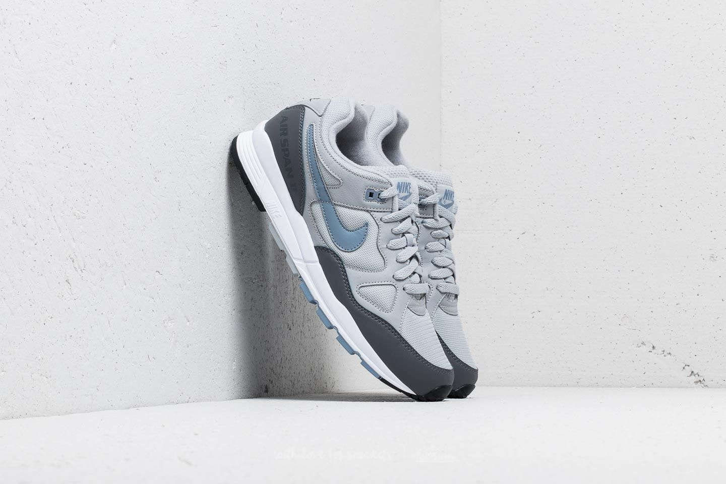 Nike Air Span II Wolf Grey  Ashen Slate at a great price £86 buy 57e7c4aea