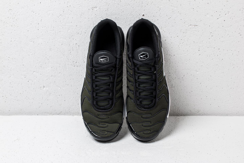 Nike Air Max Plus (GS) Sequoia White Black | Footshop