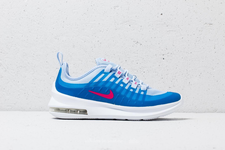 Nike Air Max Axis (GS) Royal Tint Rush Pink | Footshop