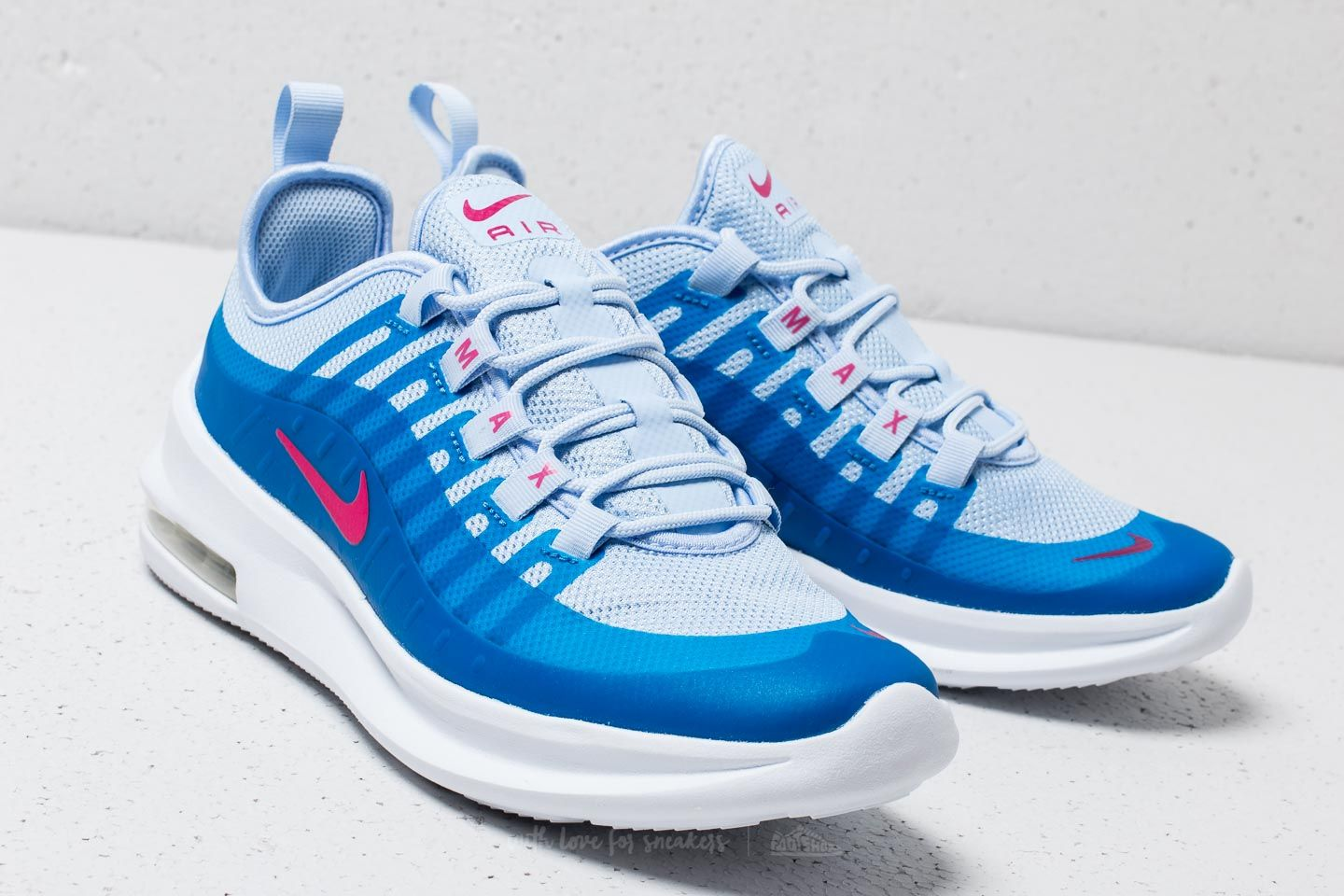 Basket Air Max Axis GS (Royal Tint Rush Pink) Taille 38,5