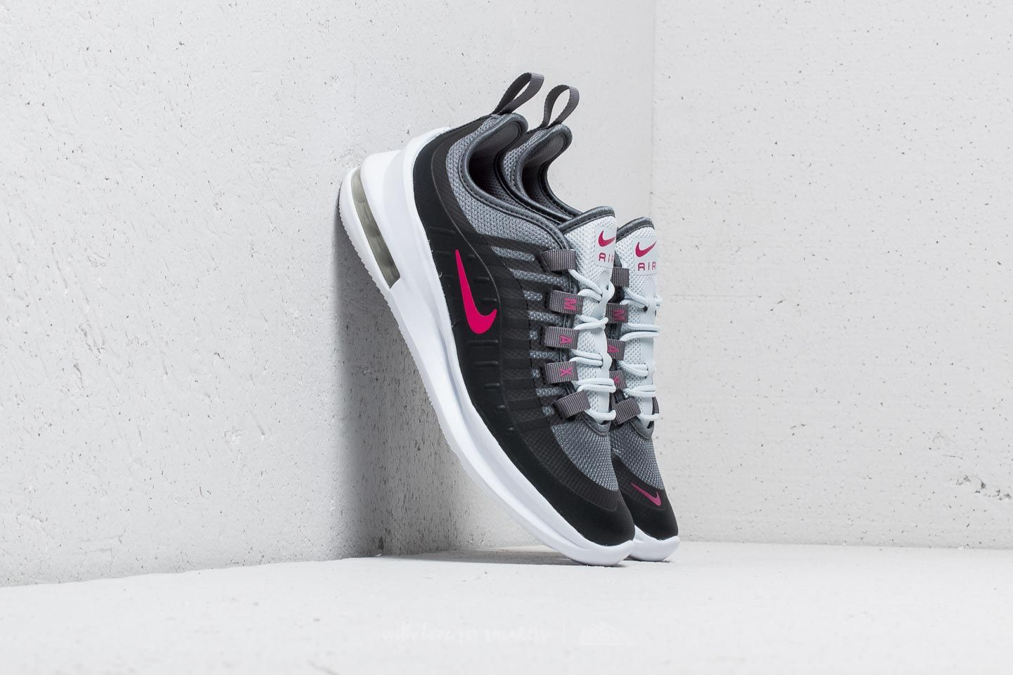 official photos 084fa bf80c Nike Air Max Axis (GS) Black/ Rush Pink-Anthracite | Footshop