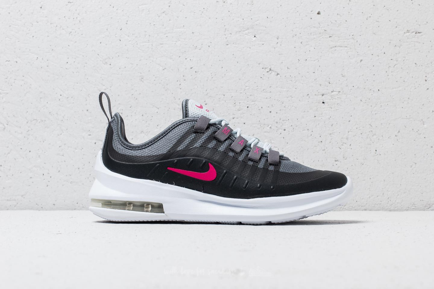 2937b20dba2 Nike Air Max Axis (GS) Black  Rush Pink-Anthracite at a great