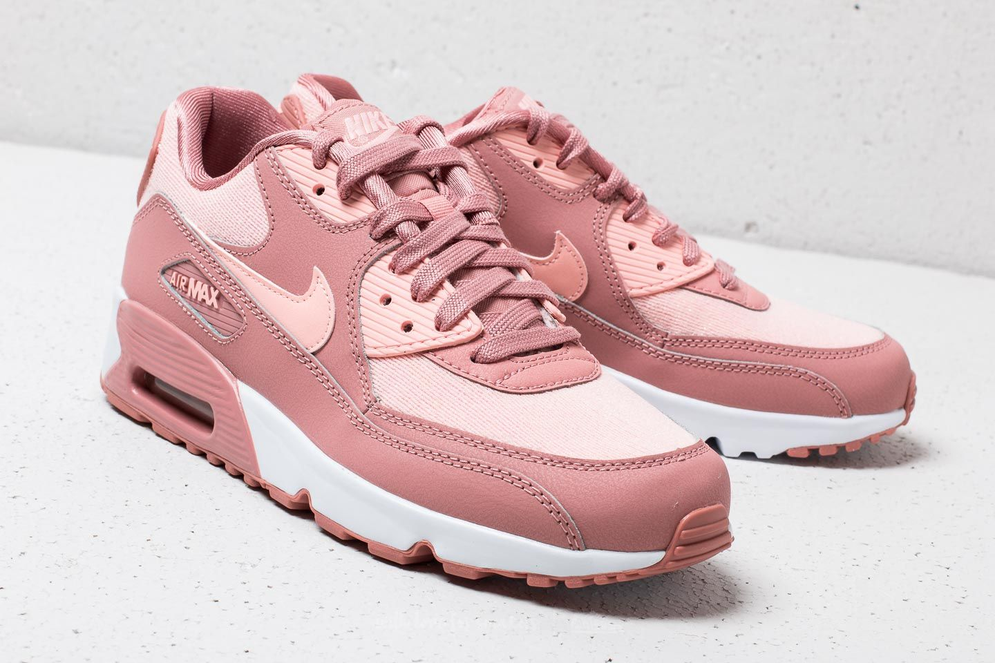 nike air max 90 junior black pink nz|Free delivery!