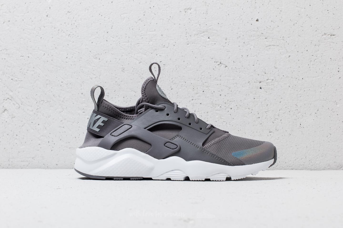 Nike Air Huarache Run Ultra GS Gunsmoke  Gunsmoke at a great price 106 € buy e1ca85127a9