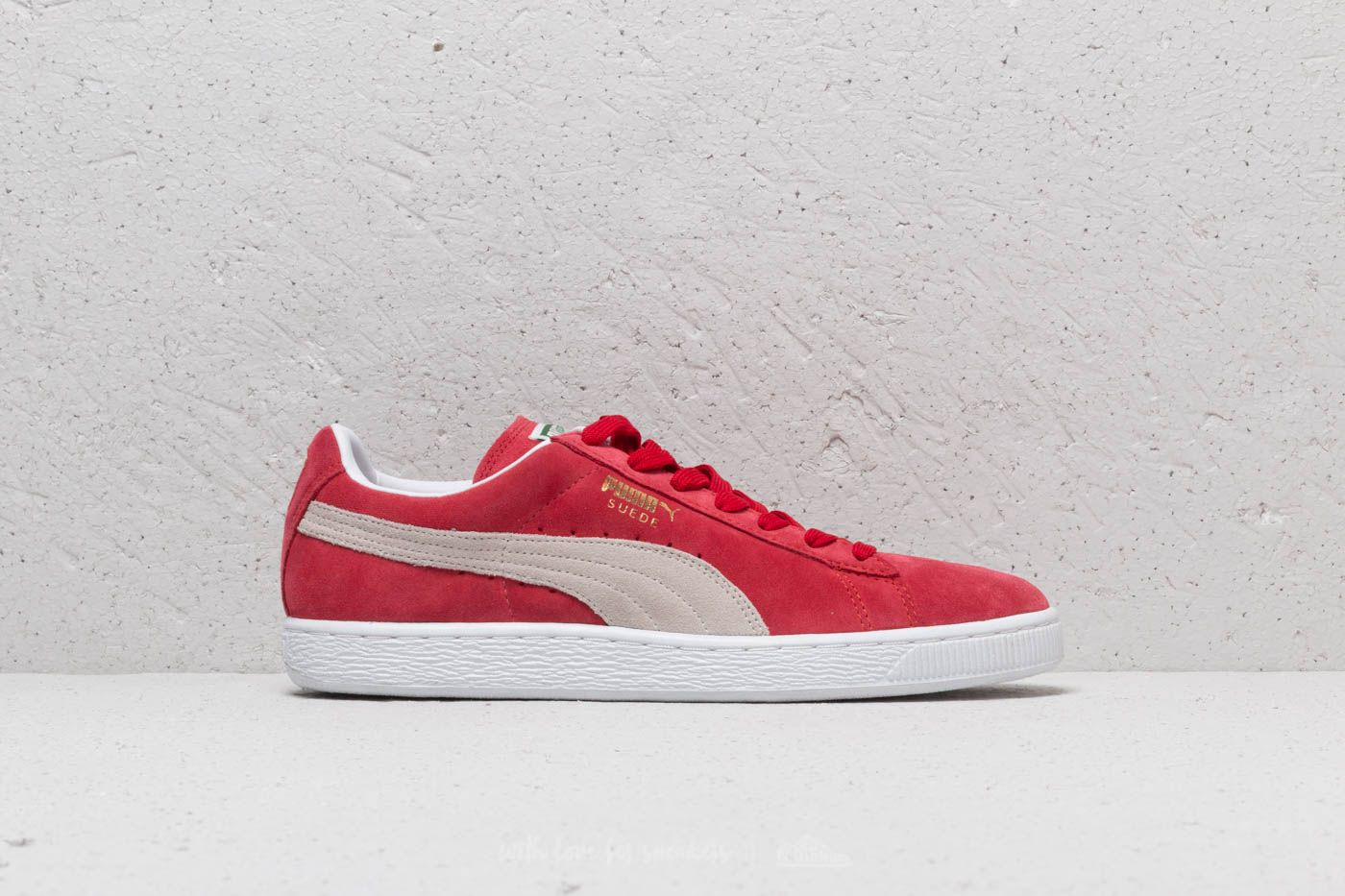938dba80ab29 Puma Suede Classic+ Team Regal Red  White at a great price £45 buy at