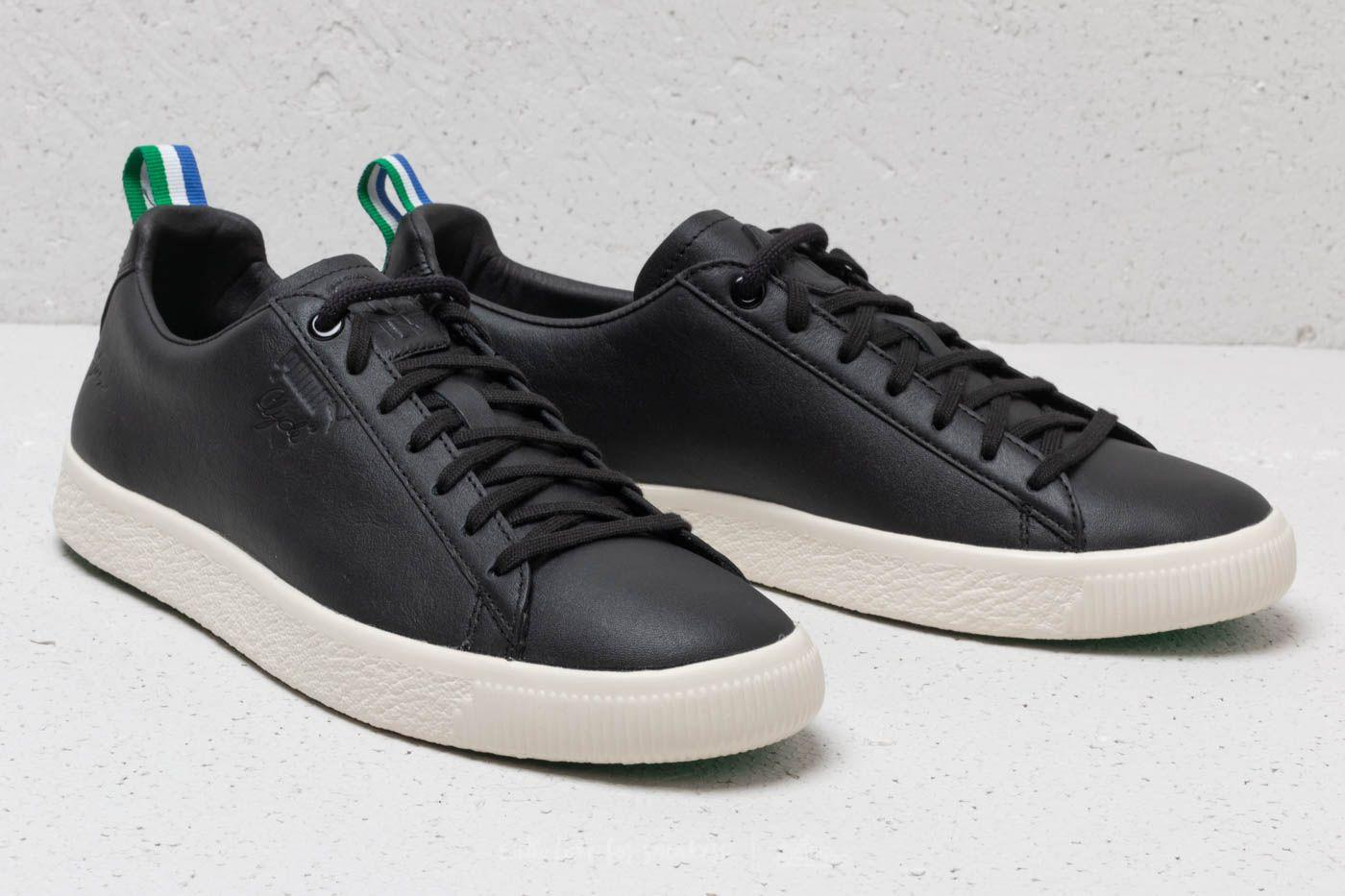 shoes Puma x Big Sean Clyde Puma Black