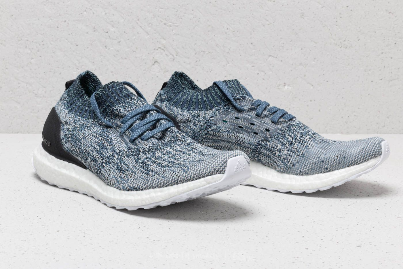 69b8c19e608 ... ultra boost uncaged crystal 50f16 eae5e 50% off adidas ultraboost  uncaged parley raw grey chalk pearl blue spirit at a great ...