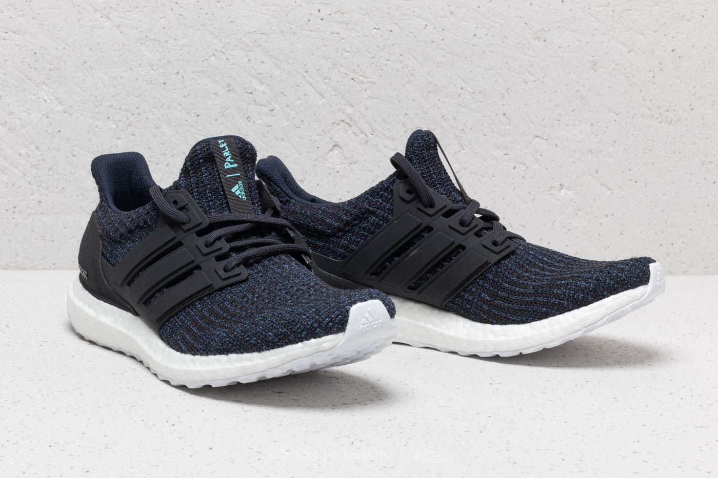 Men S Shoes Adidas Ultraboost Parley Legend Ink Carbon Blue Spirit Footshop
