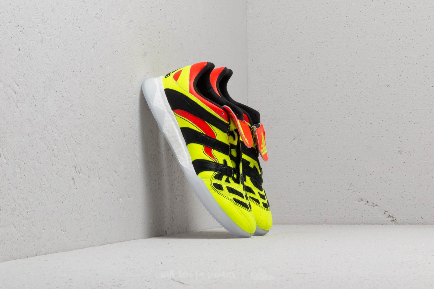 Men's shoes adidas Predator Accelerator TR Yellow/ Core Black/ Solid Red