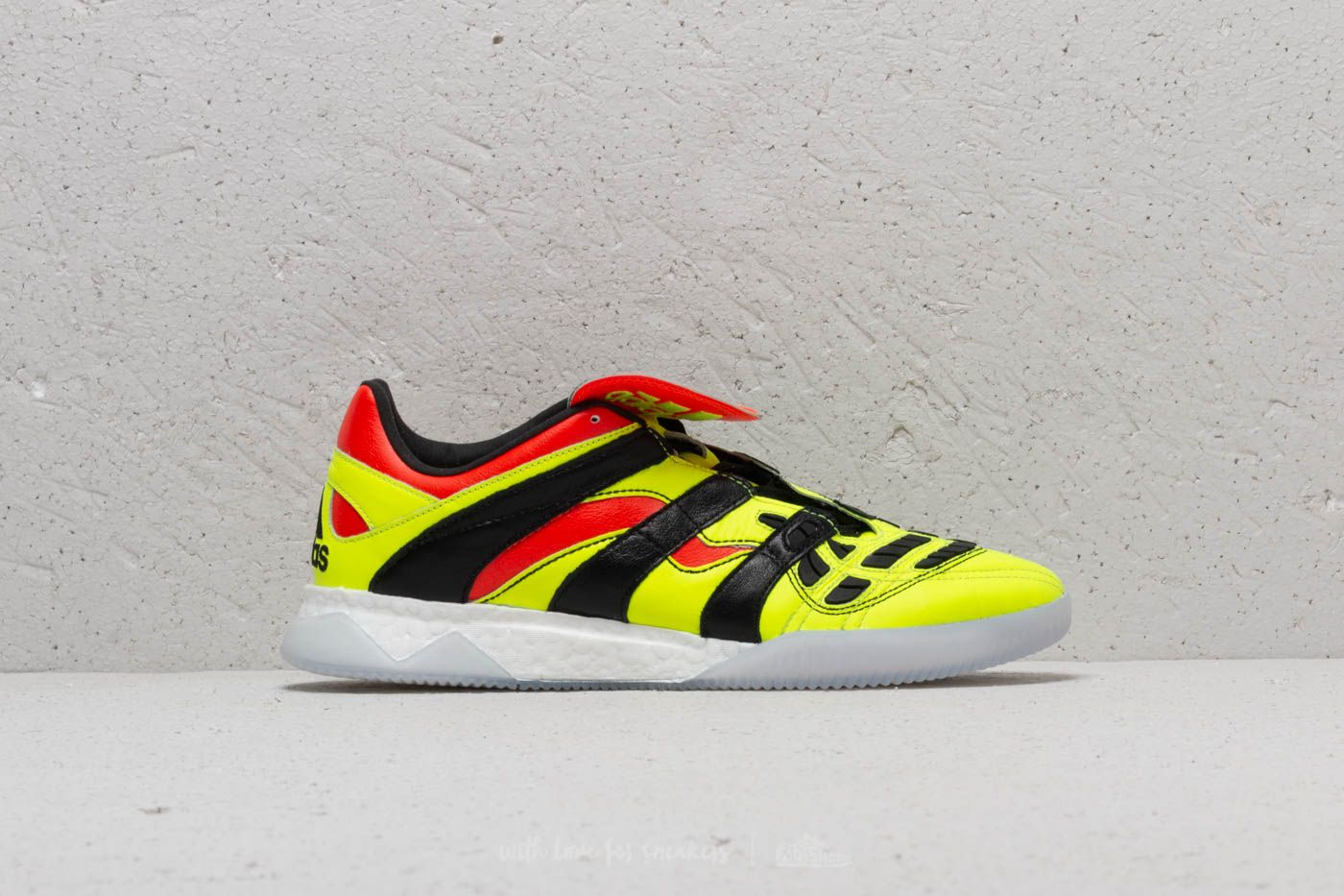 3f80634297b7 adidas Predator Accelerator TR Yellow  Core Black  Solid Red at a great  price £