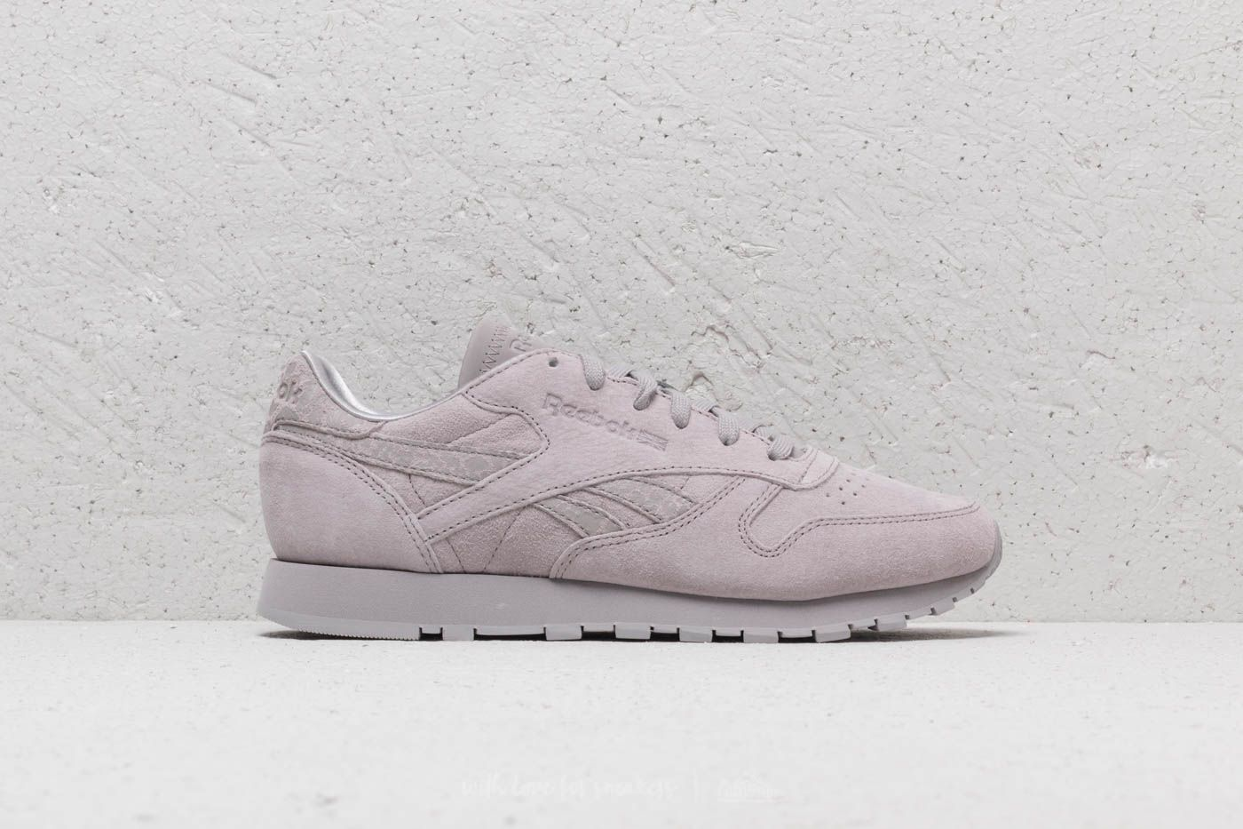 01611741237 Reebok Classic Leather Whisper Grey at a great price 70 € buy at Footshop