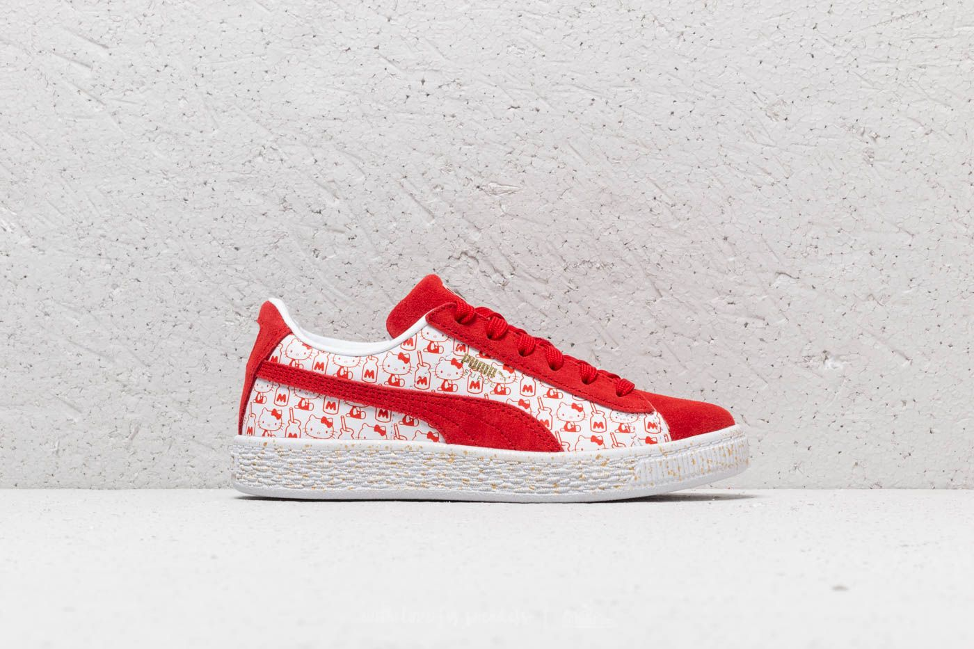 Puma Suede Classic x Hello Kitty PS Bright Red-Bright Red at a great price 5365d67a4