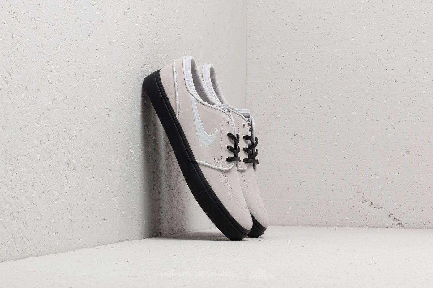 983c13207277b7 Nike Zoom Stefan Janoski Vast Grey  Vast Grey-Black