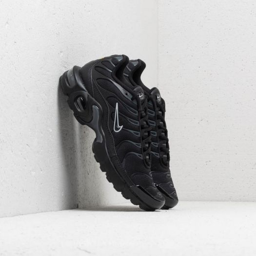 Nike Air Max Plus (GS) Black Black Pure Platinum | Footshop