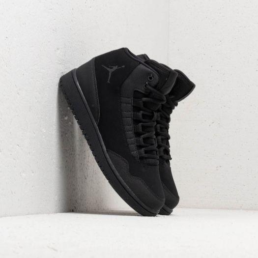 Doctrina consumirse Punto de referencia  Női cipők Jordan Executive (GS) Black/ Black-Black   Footshop