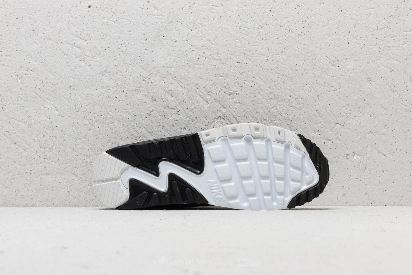 Nike Air Max 90 Mesh (GS) Medium Olive Black Sequoia