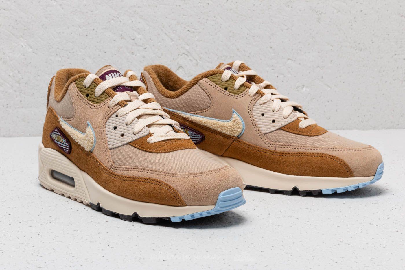 Muted 90 Air Light Se Premium Nike CreamFootshop Max Bronze 08OvymNnw